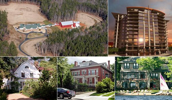 Where Do the Presidential Candidates Live?