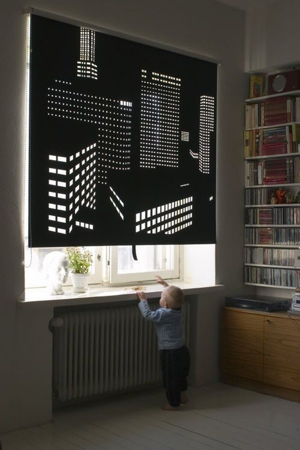 Bringing the City Home: Skyline Blinds