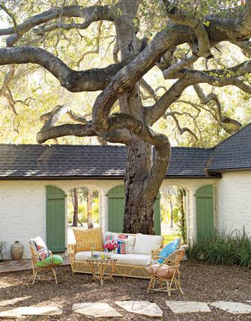 Kathryn Ireland-Ojai ranch-House Beautiful