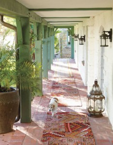 Kathryn Ireland-Ojai ranch-House Beautiful 8