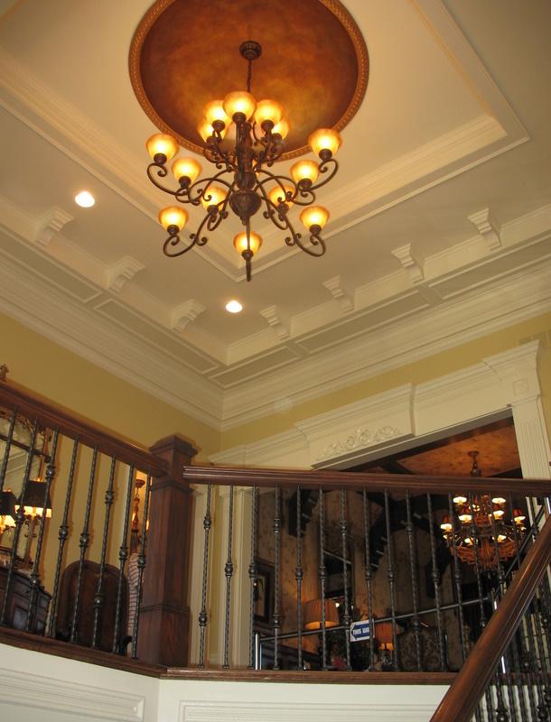 Foyer Ceiling Near Me : Fantasy open house the manier sherridan hooked on houses