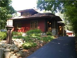 Which Room Doesn't Belong in This Craftsman Bungalow?