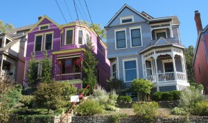 Painted Ladies of Columbia Tusculum