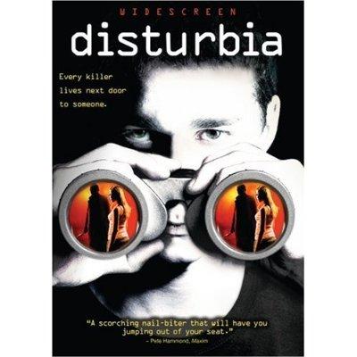 Disturbia  Movieposterdisturbia