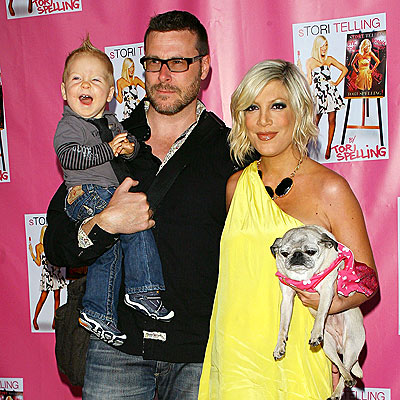 Tori Spelling and Dean McDermott's Love Nest