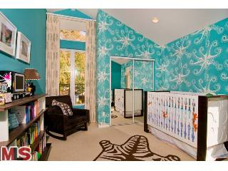 Can You Guess Which Celebrity's Baby Sleeps Here?