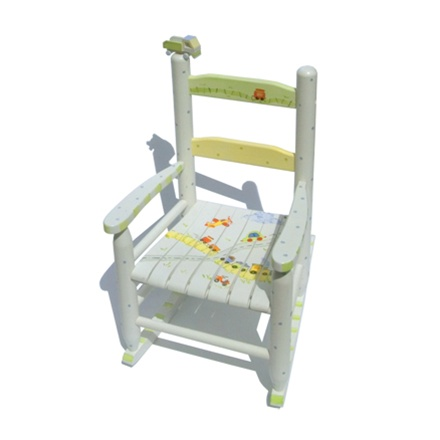 tiny child\'s chair