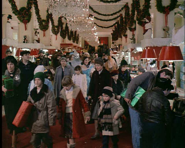A Christmas Story movie Higbees Department Store