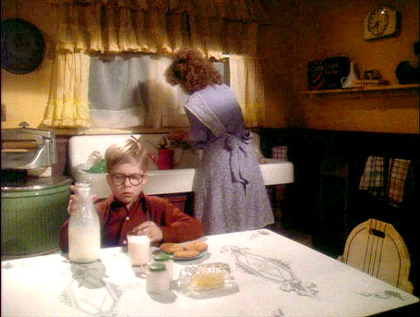 A Christmas Story movie house kitchen 2
