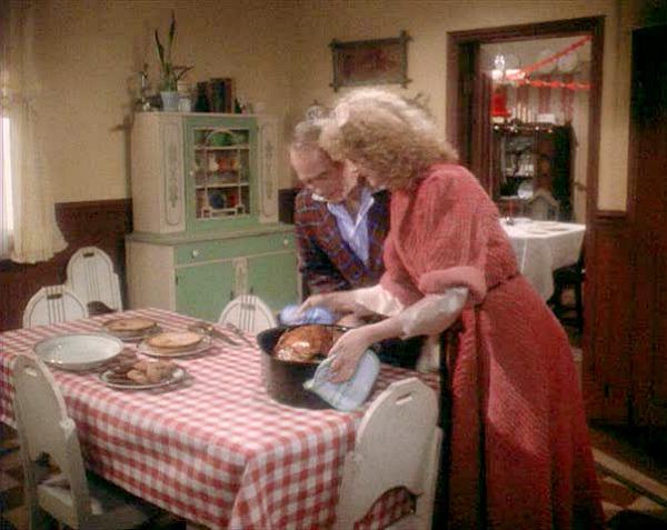 A Christmas Story movie house turkey dinner