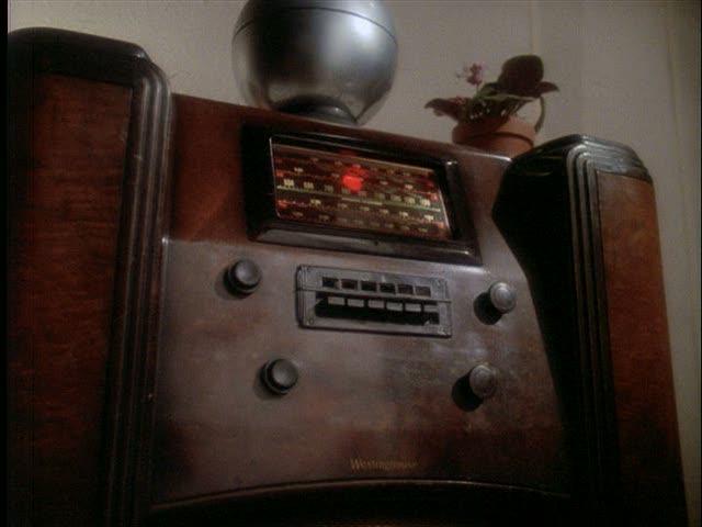Cmas Story Antique Radio Westinghouse model 780-X