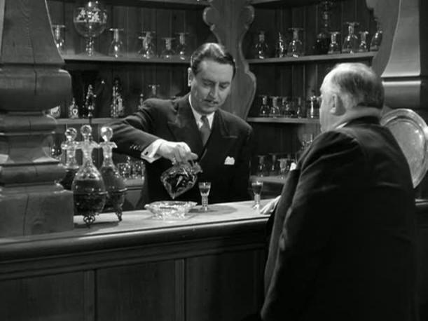 John Sloan's bar