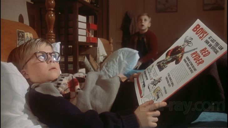 ralphie in his bedroom christmas story - What Year Did A Christmas Story Take Place