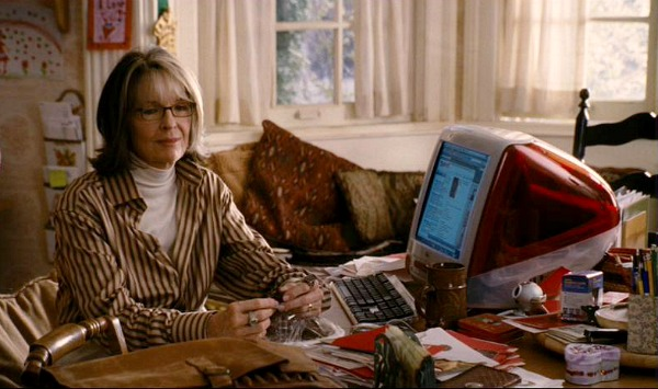 The Family Stone movie Diane Keaton red Mac