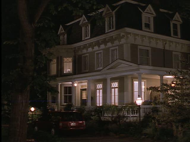 Jackie's house.