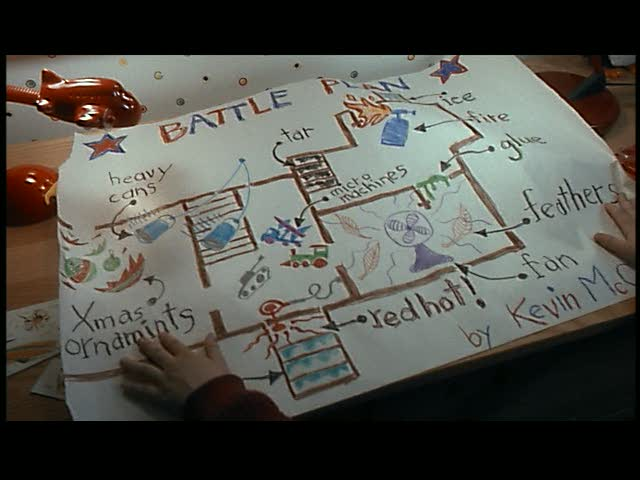 Home Alone Battle Plan