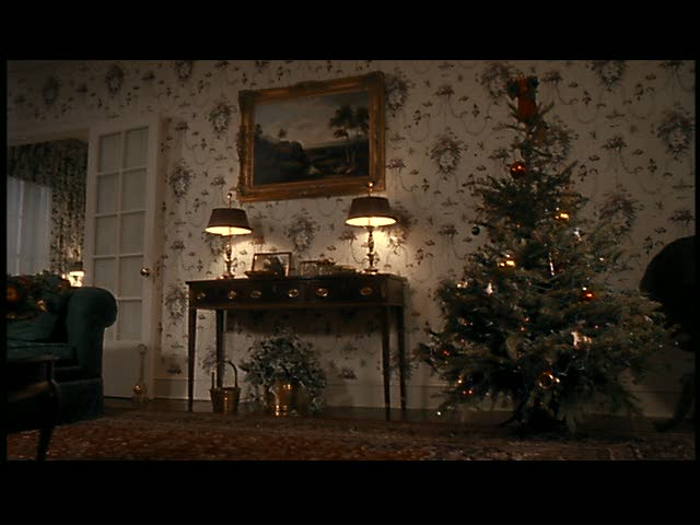 Director Chris Columbus lovingly photographed every inch of this house, making it easy for me to get pictures of it. He treats the house like another character in the film.
