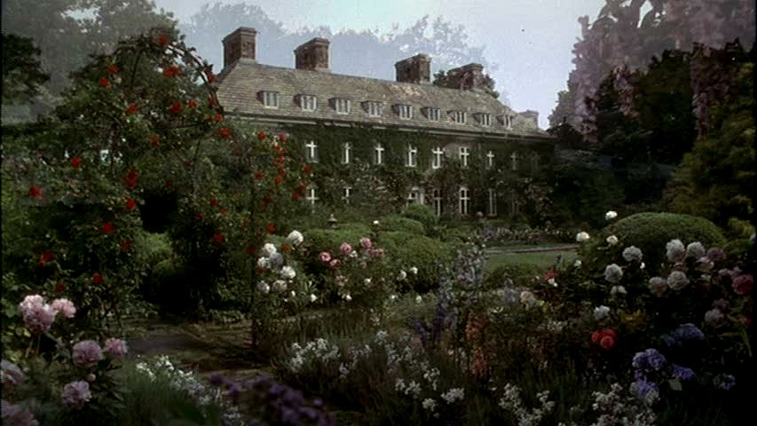 House from the movie Sabrina Salutations