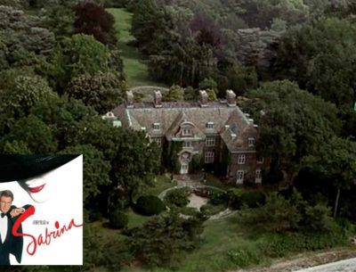 Salutations mansion from movie Sabrina