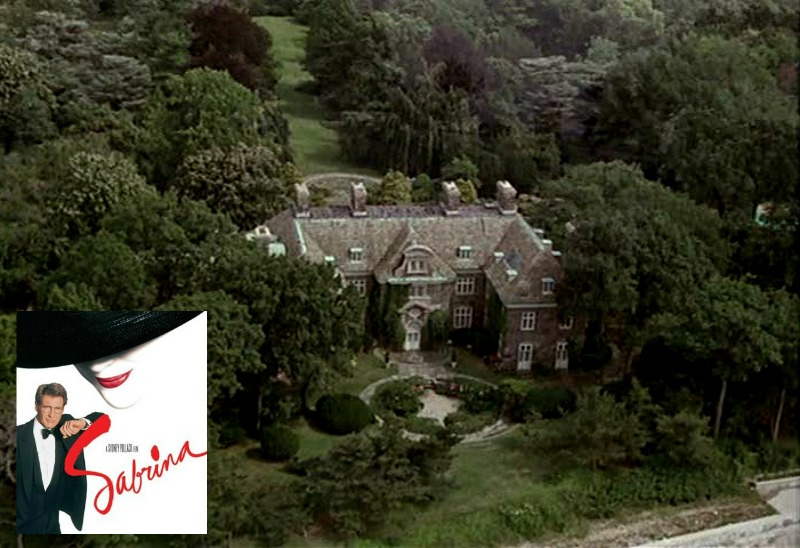 The Long Island Estate In The 1995 Romantic Comedy Sabrina