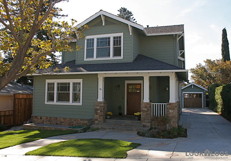 Hooked On This Remodeled Craftsman Bungalow Hooked On Houses