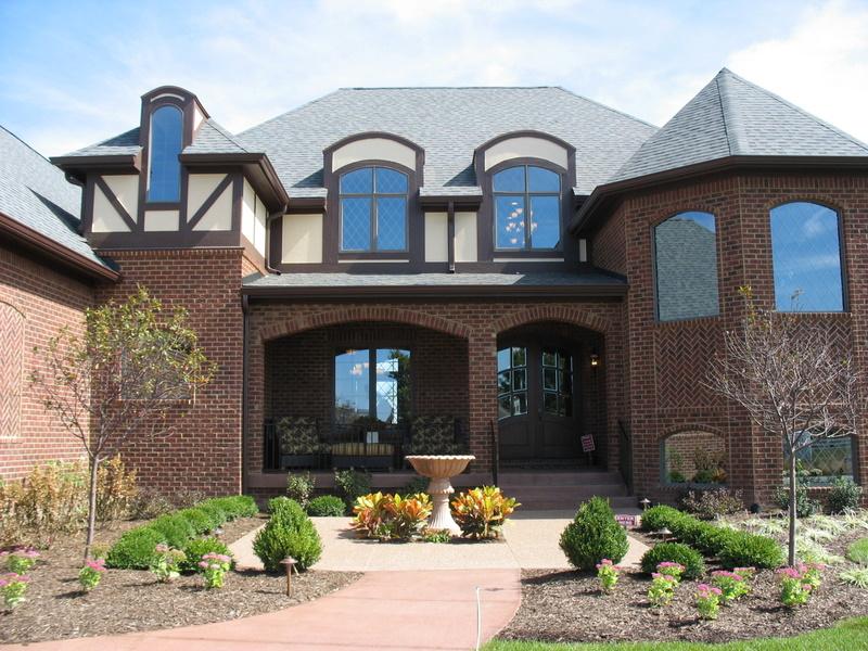 Home-a-Rama House #2: Environmentally Friendly Tudor