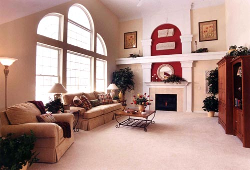 The two story family room trend thanks but no thanks Two story living room decorating ideas