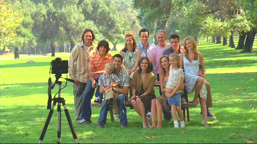 The Walker family, headed by matriarch Nora (Sally Field).