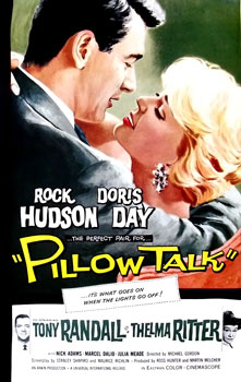 "The Sets from ""Pillow Talk"" With Doris Day & Rock Hudson"