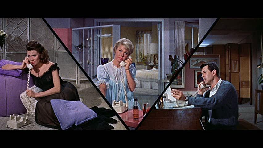 Doris Day pillow talk