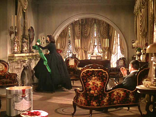 Gone With The Wind Sets Tara And Twelve Oaks