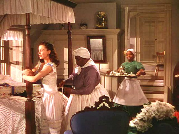 Gone with the Wind Tara Scarlett's bedroom