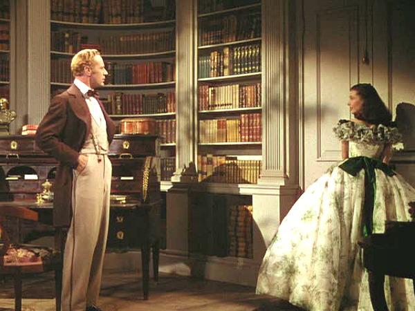 Gone with the Wind Twelve Oaks Ashley Scarlett Library