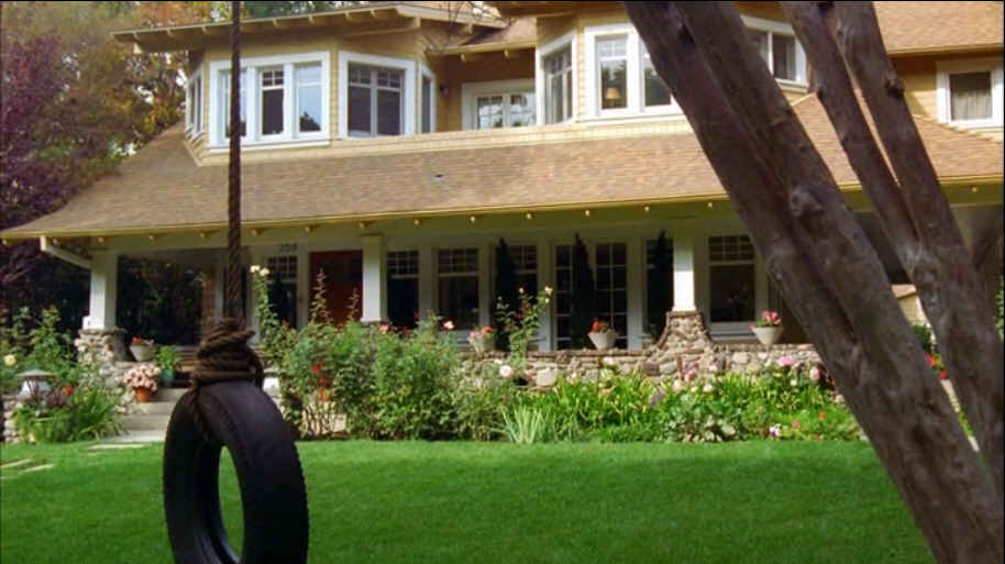 good luck charlie house tire swing - Pictures Of Good Houses
