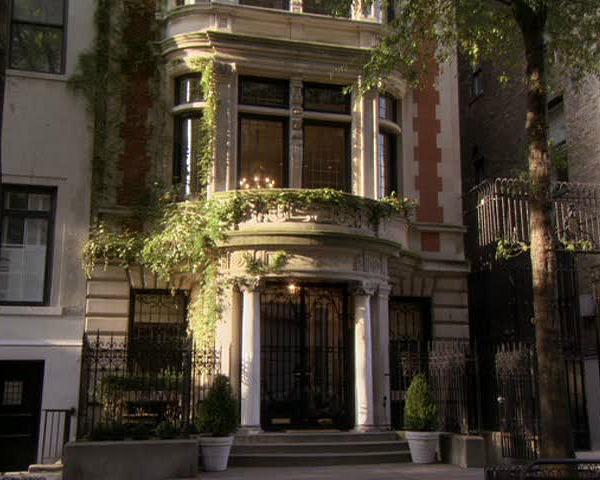 Gossip Girl TV show Nate's townhouse