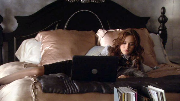 Gossip Girl TV show sets Blair's bedroom 3