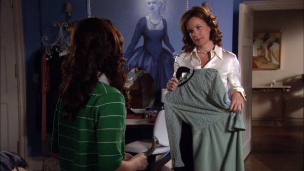 Gossip Girl TV show sets Blair's bedroom