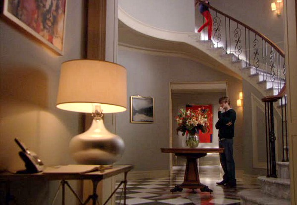 Gossip Girl TV show sets Blair's foyer 2