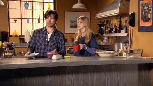 Gossip Girl TV show sets Dan's loft 5