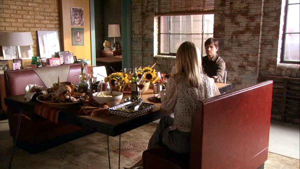 Gossip Girl TV show sets Dan's loft 7