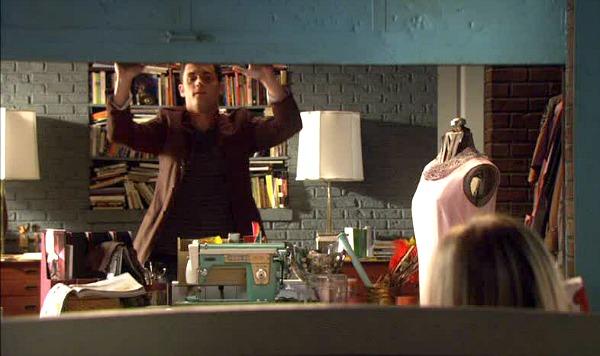Gossip Girl TV show sets Dan's loft 9