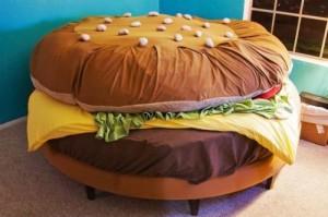 burgerbed