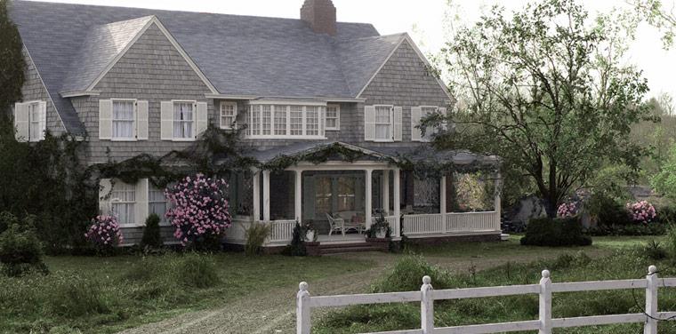 Grey Gardens in the HBO Drama