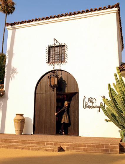 Diane keatons spanish colonial revival style mansion - Introir dijane ...