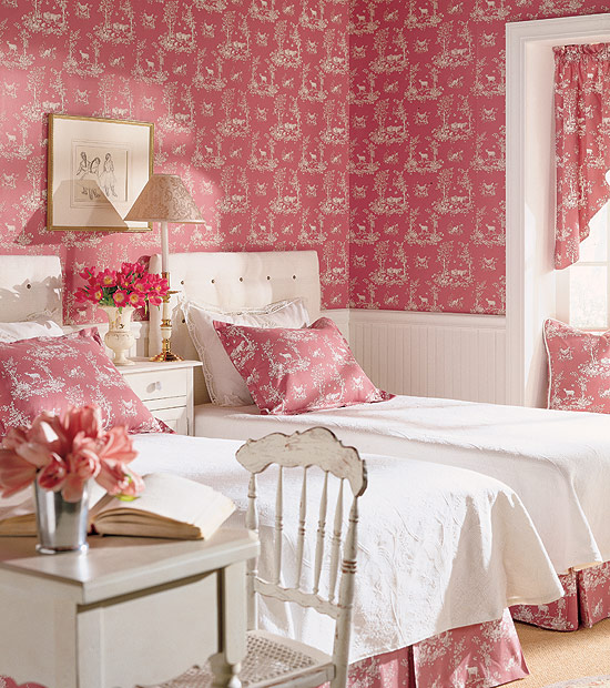 Hooked on Toile