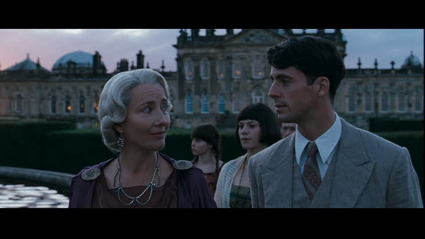 Emma Thomson as Lady Marchmain