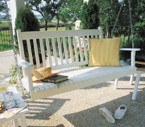 hooked on porch swings - Front Porch Swing