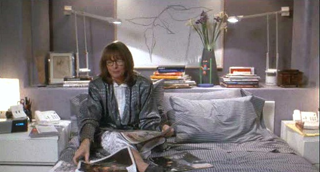 Baby Boom Diane Keaton S Gray Apartment Hooked On Houses
