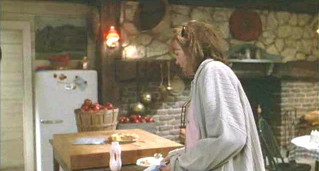 Diane Keaton's kitchen in Baby Boom
