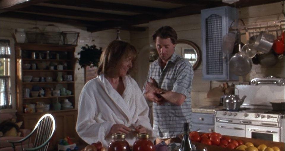 JC Wiatt's Kitchen in Baby Boom movie
